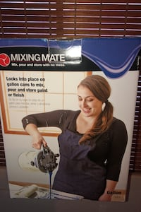 Mixingmate. Mix,pour and store with no mess.