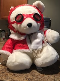 1987 Santa Bear with price tag attached. Excellent condition Plymouth, 55442