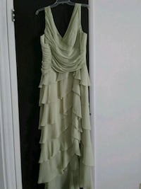 Pistachio dress size 12