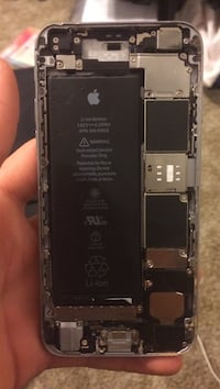 Black iphone ion battery Kennesaw, 30152