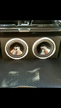 12 inch subs in ported box