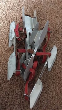 Vintage ice skates two pair Alexandria, 22315