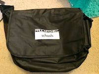 black Paul Mitchell bag
