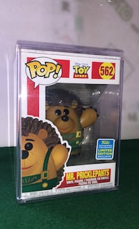 Toy Story Mr.Picklepants funko pop