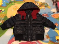Boys 6-12 months down/feather winter jacket Calgary, T3J 5G8