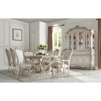Dining table set 7 pcs  Victorville, 92395