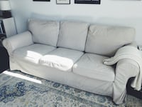 Ikea ektorp couch beige Washington, 20002