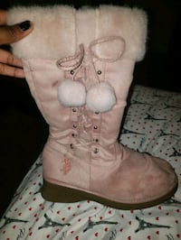 womens winter boots size 5  Pikesville, 21208