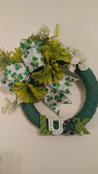 St. Patrick's Day wreath Santa Ana, 92705