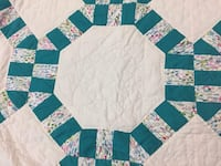 2 Hand stitched quilts 400 each 700 for both  Batchelor, 70715