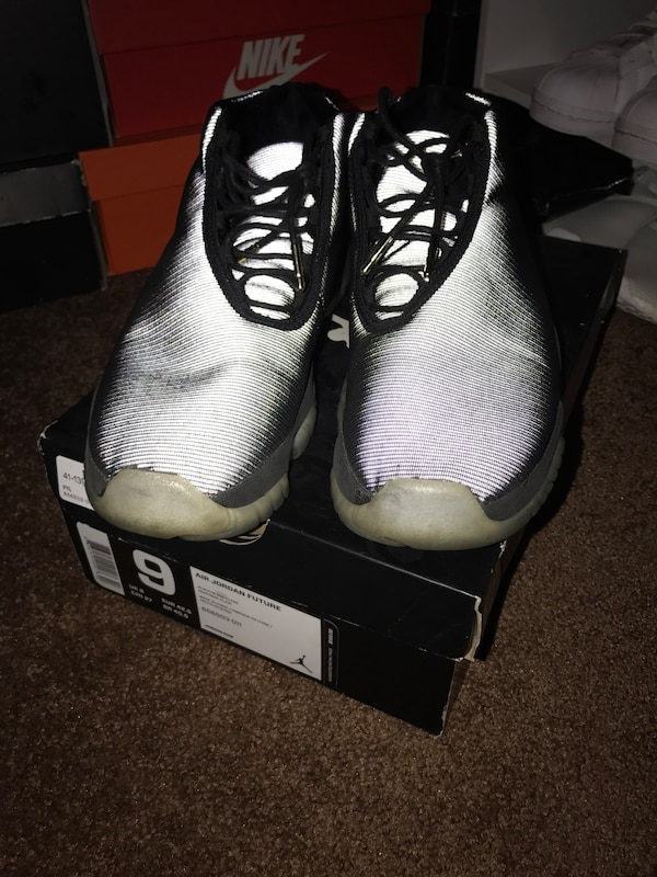 low priced b507a 5a99f Used Nike Air Jordan future 3m for sale in Seaside - letgo