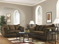 Special Darcy Cafe Living Room Set for Sale in Baltimore!39$ Down Baltimore, 21216