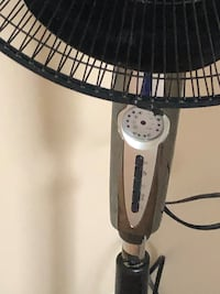 Oscillating fan with multipower levels for 20$ only. Edmonton, T6X 1M8