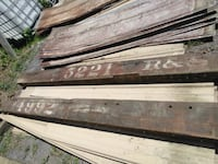 Original R&S Railroad Beams  154 mi