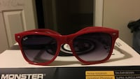 Red Ray-ban Sunglasses  Windsor Mill, 21244