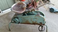 Vintage stationary exercise bike . 2180 mi