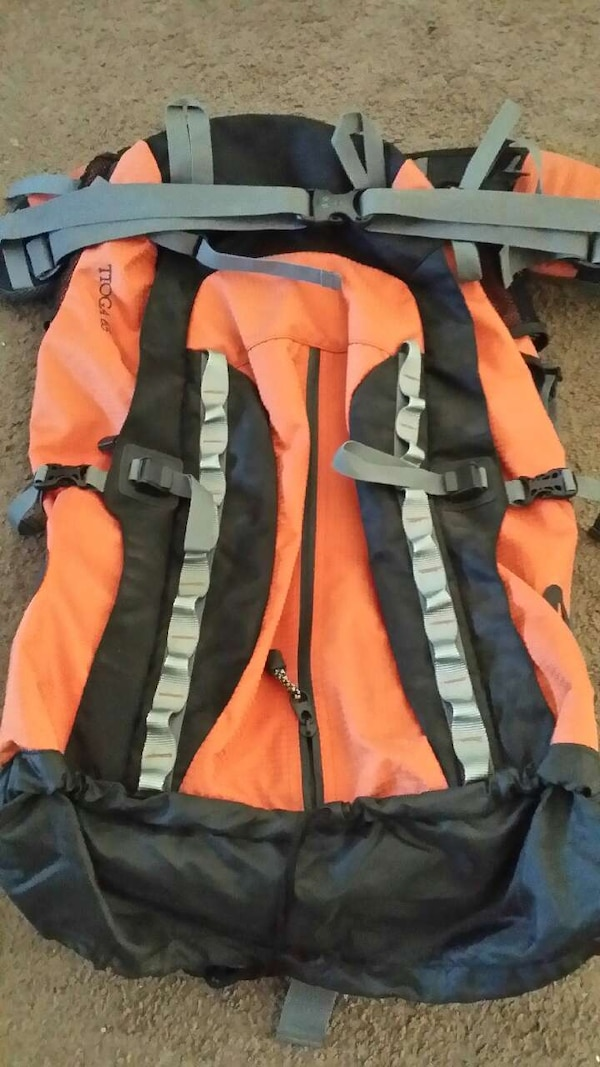 438bd4411a7c Used Hi-Tec Tioga 65 Adventure Sport Hiking Backpack for sale in ...