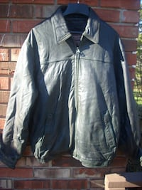 Quilted Leather jacket Crestwood
