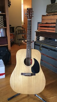 Norman Cherrywood Acoustic!!!