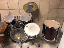 Music drums