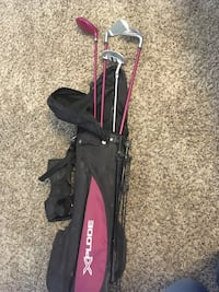 Golf clubs  Moore, 73160