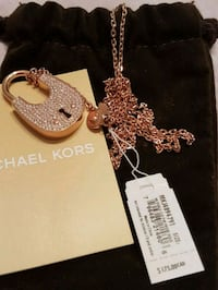 MK NECKLACE Barrie, L4N 8B3