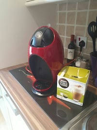 red and black Nescafe coffeemaker Hornchurch, RM11 2LF
