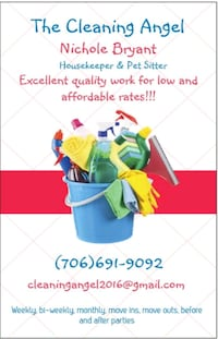 House Cleaning Services Martinez, 30907