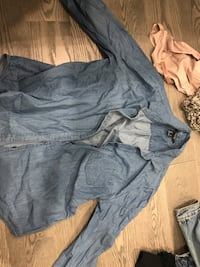 Denim shirt Toronto, M3H 5Z8