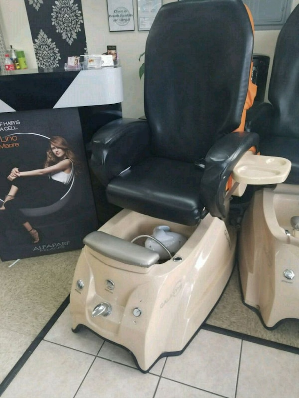 Used Pedicure Chairs For Sale >> Used Pedicure Chair For Sell For Sale In Perth Amboy Letgo