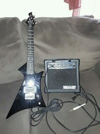 This is a small  guitar w/ speaker mark ll Euclid, 44123