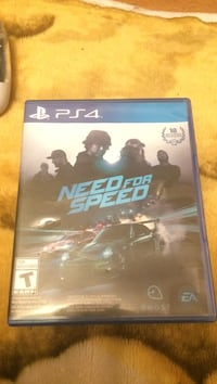 Need for speed Game PS4 Hamilton, L8J 3T6