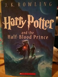Harry Potter and the Half Blood Prince Stockton, 95207