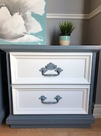 Gorgeous bedside tables