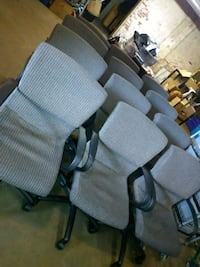 Three different styles of office chairs $40 each  Baltimore, 21206