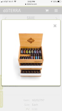 Doterra Oil holder Germantown, 20874