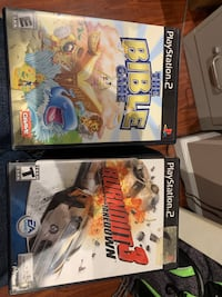 2 Ps2 games great deal!!!