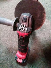 Cordless grinder Tools