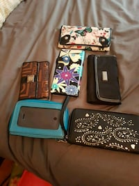 Ladies wallets... price negotiable!! Burnaby