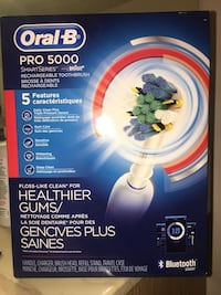 Oral-B Pro 5000 Electric Toothbrush  Calgary, T3J 4V5