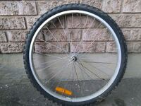 "26"" front wheel with tube and tire 26x1.95 Whitchurch-Stouffville, L4A 0J5"