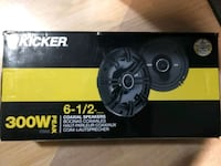 Kicker 6-1/2 CS65 (New in box) McLean, 22102