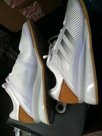 Brand new Adidas weight lifting shoes Calgary, T2R 0G1