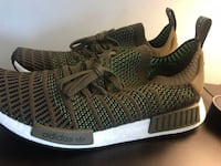 NEW Adidas Orignal NMD R1 STLT Primeknit Washington, 20001