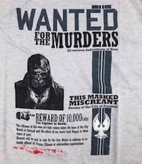 DISHONORED Graphic T-Shirt (Medium) South Bend, 46616