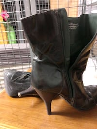 Nine West leather boots size 7 Toronto, M5E 1Z8