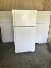 Really Nice!!!!! GE and Hotpoint Top Freezer Refri Dallas, 75227