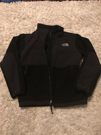 Black zip-up jacket Milford, 19963