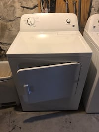 Washer and dryer (electric) set