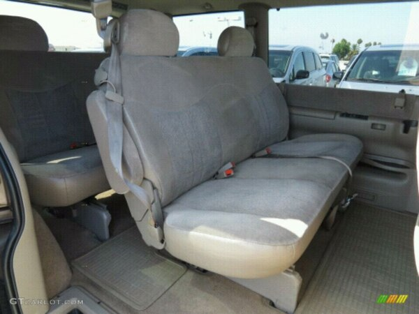 Astounding 1999 Chevy Astro Van Bench Seats Pdpeps Interior Chair Design Pdpepsorg
